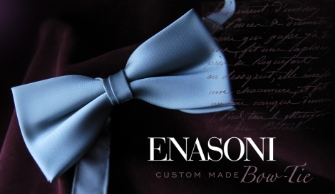 Your Custom Made Bow-Tie?